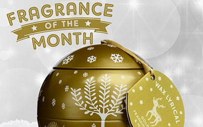 Festive Fragrance: Gold, Frankincense and Myrrh