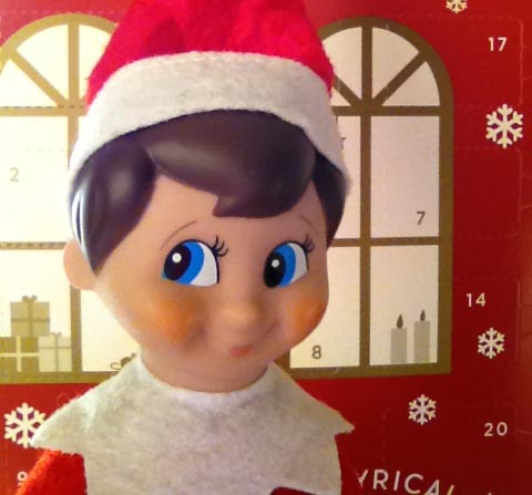 Introducing Eric - our resident elf