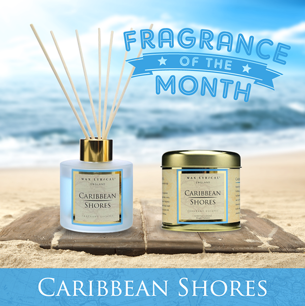 Fresh Fragrance: Caribbean Shores