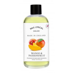 Mango & Passionfruit 250ml Reed Diffuser Refill