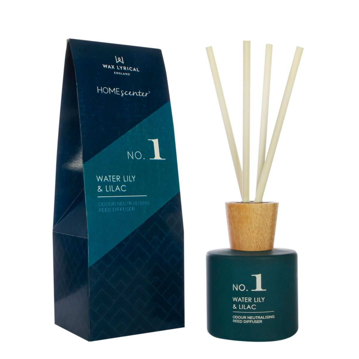 Water Lily & Lilac 180ml Reed Diffuser