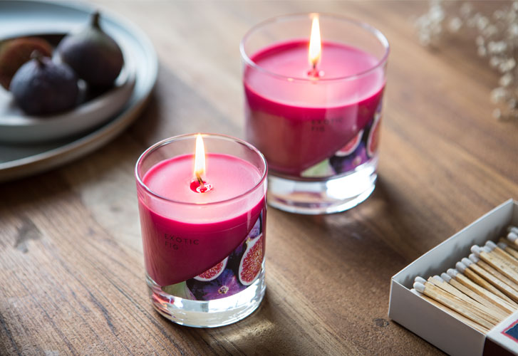 Burning bright – how to enjoy every drop of fragrance from your Wax Lyrical  candle