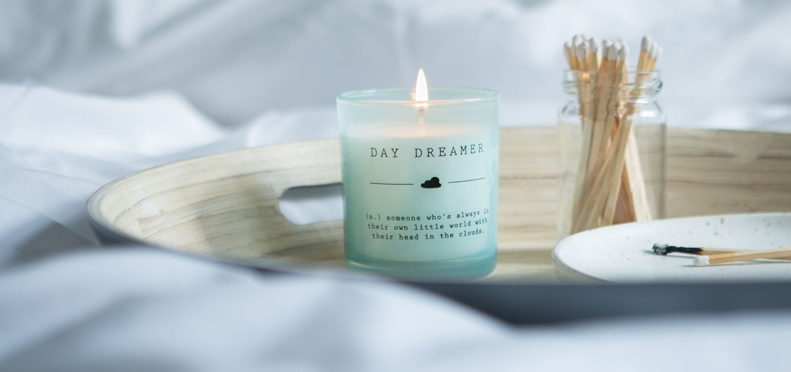 Wax Lyrical scented candle