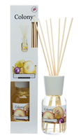 Colony Gold, Frankincense and Myrrh Scented Reed Diffuser