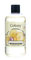 Colony Gold, Frankincense and Myrrh Scented Reed Diffuser Refill