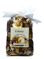 Colony Gold, Frankincense and Myrrh Scented Pot Pourri