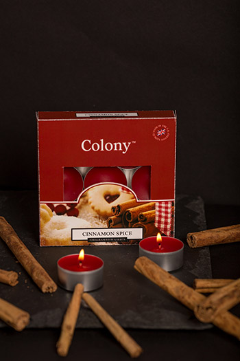 cinnamon home fragrance