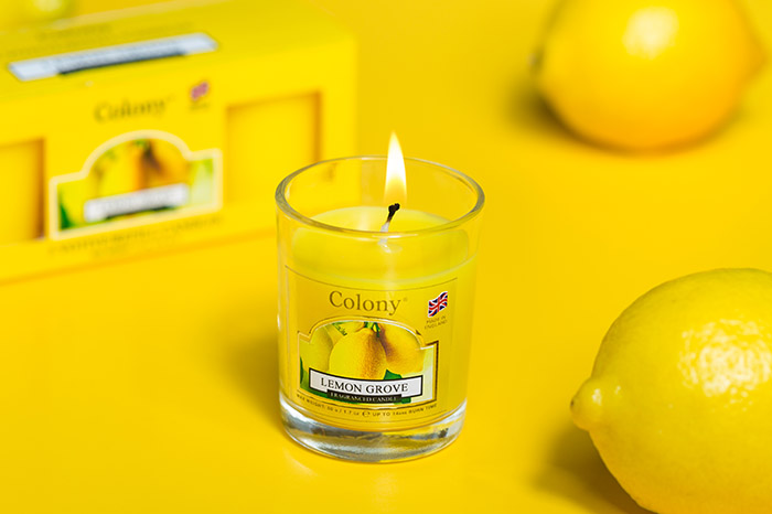 citrus home fragrance