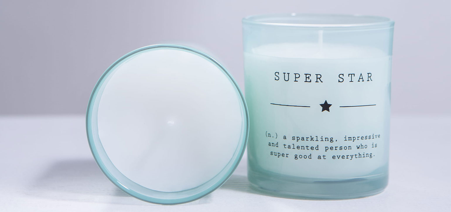 Dictionary candle