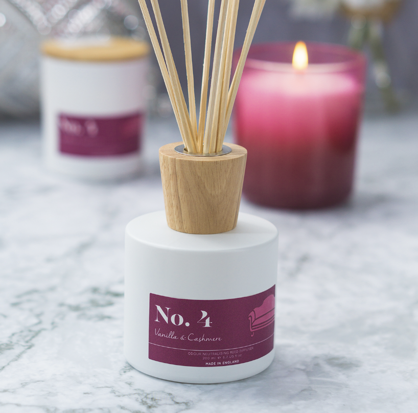 NEW HomeScenter® Ombre Candle