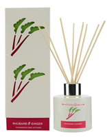 Kitchen Garden Rhubarb and Ginger Fragranced Reed Diffuser