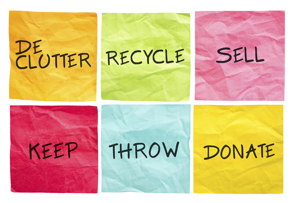 tips for tidying the house