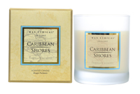 Fragrant Escapes Caribbean Shores Gift Boxed Scented Candle